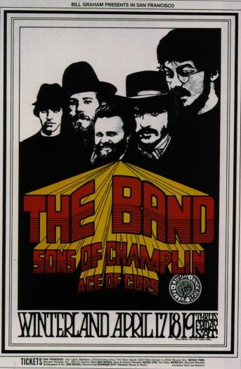 band poster