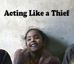 Acting Like a Thief