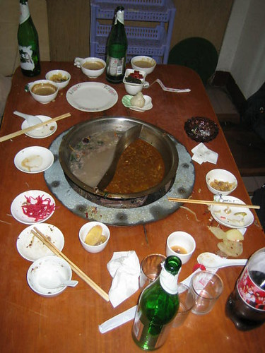 Hot Pot After