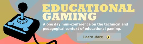 Educational Gaming mini-conference @ ETC