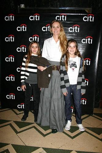 Barbara Durand y sus hijas Serena_y Francesca 1