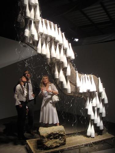 Limite Sud - Arte Encapsulado de Marta Minujín