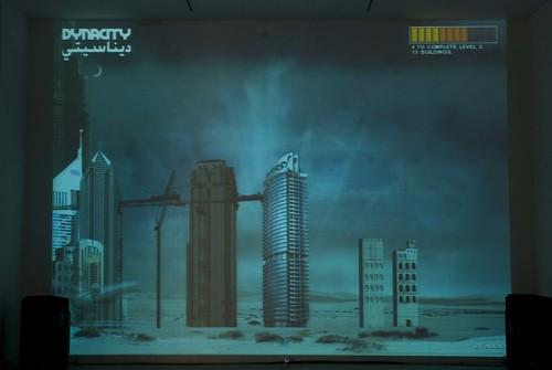 Dynacity- Instalación area3