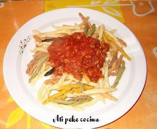 pasta+italiana+a+laboloñesa