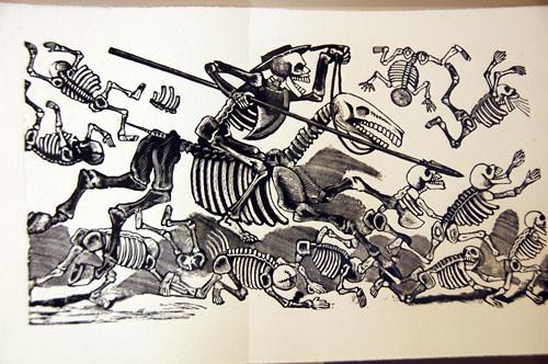 Aguascalientes - 05 - Manuel Manilla Death on horse