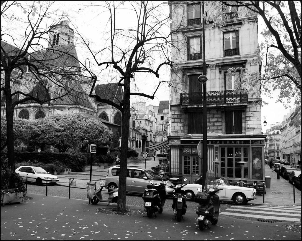 rue des Barres and Saint-Gervais