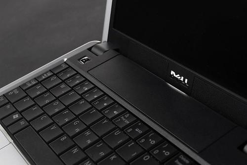 DEll mini 9 - Detalle teclado