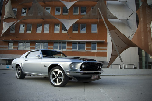 Mustang 1969 Coupe