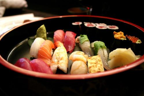 Jaws Mint:  Gourmet Sushi