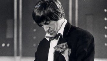 Watch Matt Smiths Doctor Who Inspiration Patrick Troughton In Tomb Of The Cybermen