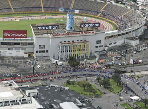 Quito Ultimas Noticias 15k