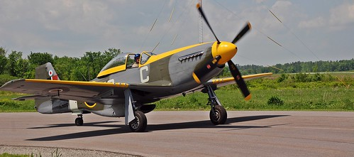 North American Mustang MK IV