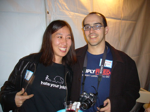 TechCrunch 2.17.2006 018