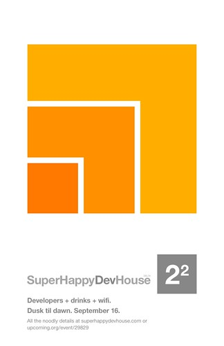 SuperHappyDevHouse 2IV