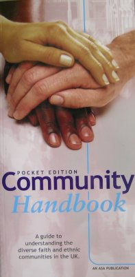 Cover of Community Handbook