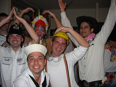 The Village People perform