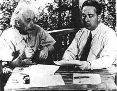 Szilard y Einstein