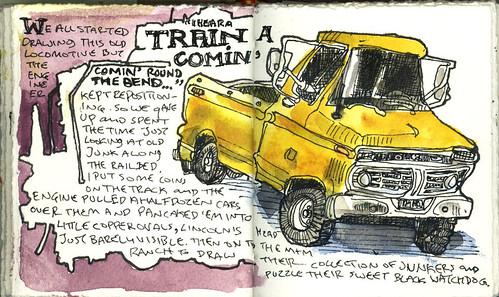OJournal 11 Truck