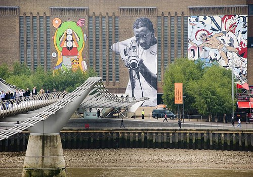 Street Art at Tate Modern 2