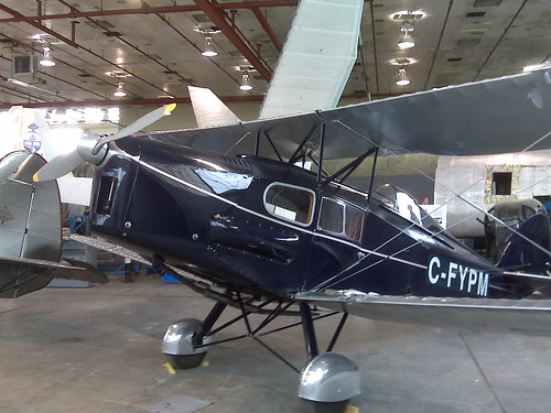 De Havilland DH83 Fox Moth