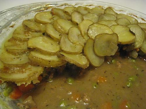 Potato-topped Lamb Pies