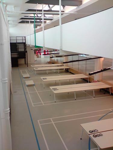 LBi - 3rd Mezzanine and 2nd Floor