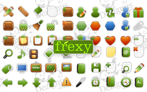 frexy_vector_icons