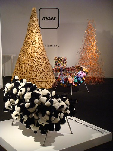 Design Miami 2008 - Moss Gallery