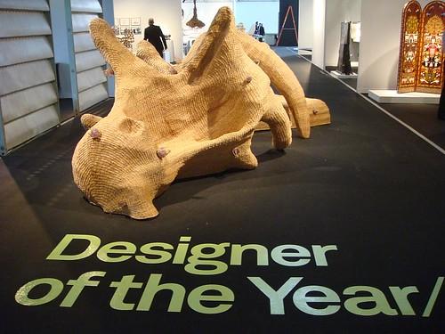 Design Miami 2008 - Designer of the Year - Hnos Campana