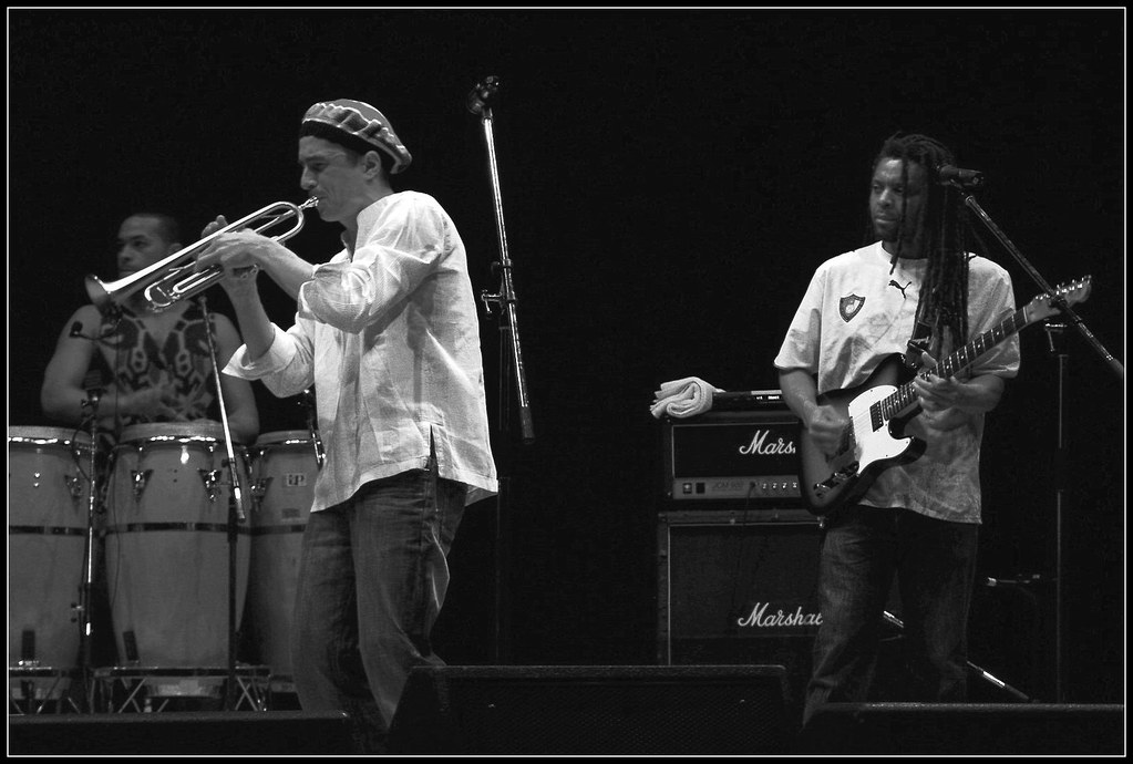 Tony Allen band