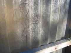 solar powered graffiti