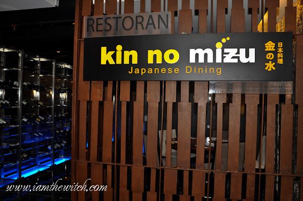 Kin No Mizu