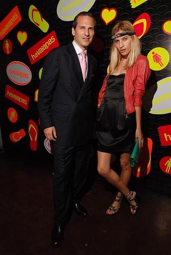 Javier Iturrioz y Cintia Garrido