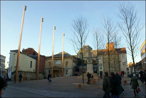 The new Bonn Square