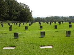 Cemetery 2 at Confederate Memorial Park, Marbury AL