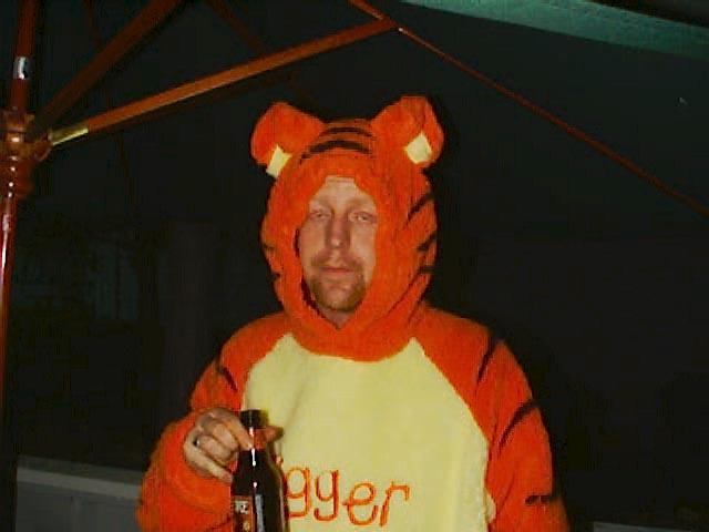 Drunken Tigger