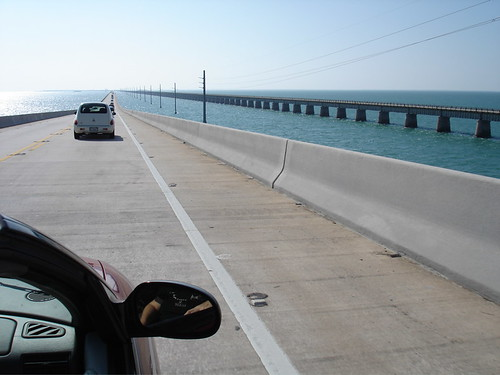seven mile bridge!!