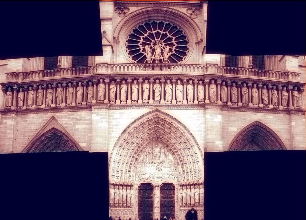 Notre Dame Orton-esque