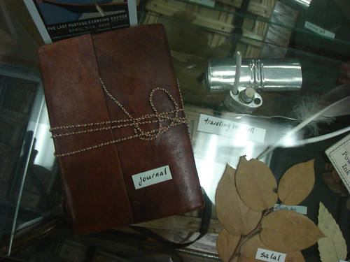 Fake Lewis & Clark journals