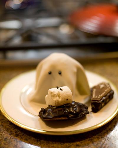 Scary Dessert
