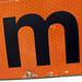 M orange too