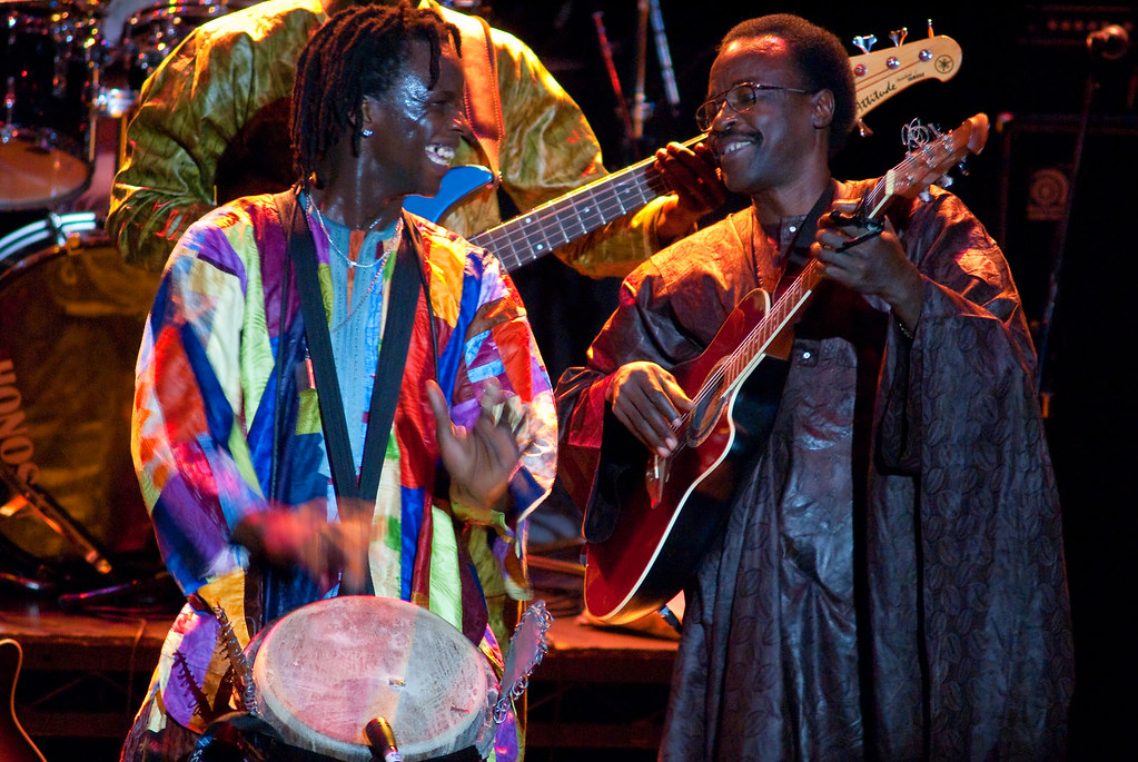 African Soul Rebels 2009