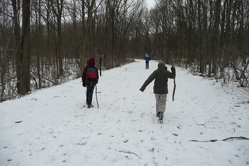 Hike at Maybury