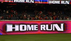 Walk Off Home Run