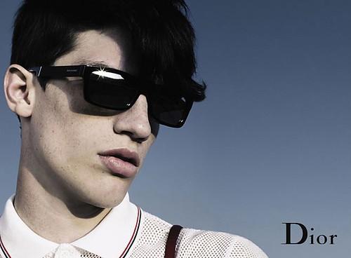 Civiles - Federico Mosquera para Dior