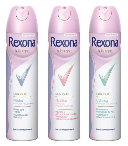 Rexona Skin Care - Imagen de la Linea