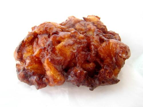 Britton's Bakery Apple Fritter