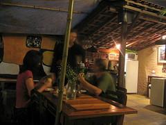 La noche en Casa Aurea