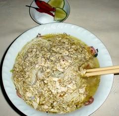 Khmer noodle