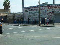 'Slums in LA'